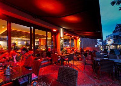 Restaurant Außen